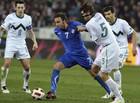 Италия додавила Словению