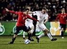Группа Н. Датчане упускают выездную победу в Норвегии