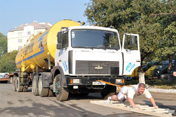 Назар Павлив протянул более 41 тонны «железа»