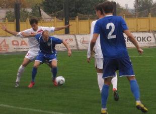 Первая лига. Сталь Алчевск - МФК Николаев - 2:2