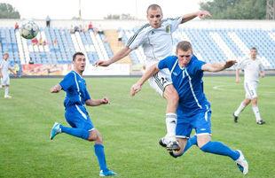 Первая лига. Энергетик - Нива Винница - 0:0