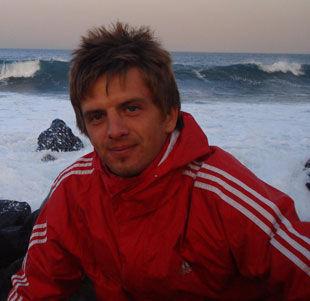 Денис СЫТНИК: «Я дважды стал призером страны вулканов»