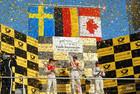 DTM-2011. Финальные гонки в Хоккенхайме +ФОТО