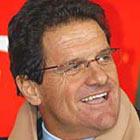 Италия стала тесна для Капелло