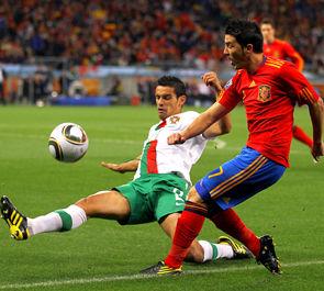 Полуфинал. Португалия – Испания. Анонс