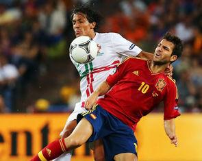 Португалия - Испания - 0:0 (по пенальти 2:4)