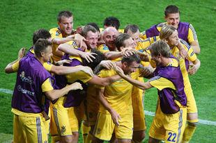 Сборная Украины на Евро – 2012: под микроскопом + ФОТО