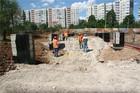 В Луганске идет строительство Ледового Дворца