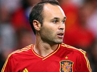 Андрес ИНЬЕСТА: «Хочу, чтобы Золотой мяч достался испанцу»