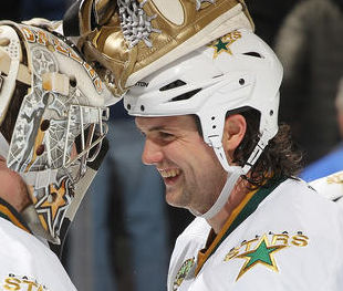 НХЛ. Звезда за хет-трик