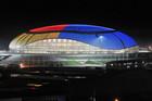 Украина вступает в борьбу за путевку на Олимпийские игры