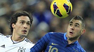 Германия одержала волевую победу над Францией