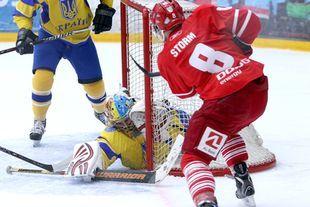 Отбор на ОИ. Дания - Украина - 2:0