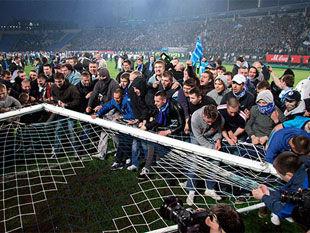 Ливерпуль готовится к провокациям со стороны фанов Зенита
