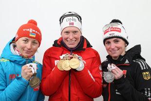 Валентина Семеренко выигрывает бронзу чемпионата мира +ВИДЕО