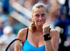 Квитова обыграла Петрову и вышла в 1/4 финала турнира в Дохе
