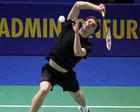 Украина покидает чемпионат Европы по бадминтону