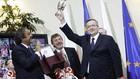 Мишель Платини поблагодарил Польшу за проведение Евро-2012