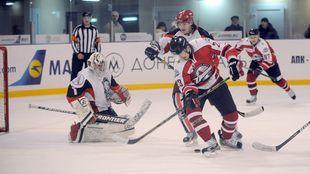 Донбасс-2 выигрывает у Львов