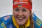 Банско 2013. Юлия Джима завоевывает серебро в спринте