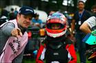 Сын Баррикелло дебютировал в гонках