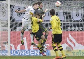 Дортмунд не смог в гостях одолеть Менхенгладбах + ВИДЕО