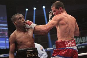 Абриль защитил титул WBA