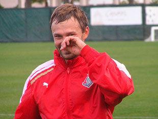 Дмитрий Сычев переходит в Динамо Минск