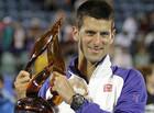 Джокович победил Фиша на выставочном турнире в Лос-Анджелесе