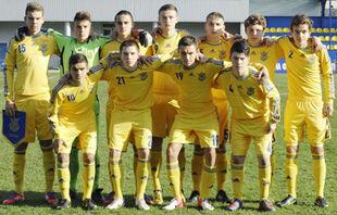 Юношеская сборная разошлась миром с Сербией
