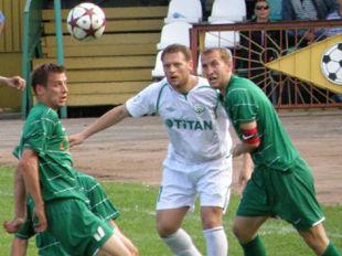 Титан разгромил МФК Николаев