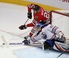 НХЛ. Матчи воскресенья: пас Федотенко