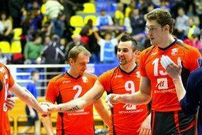 Локомотив – Белогорье – 0:3 + ФОТО