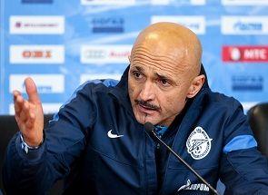 Лучано СПАЛЛЕТТИ: «Зенит продолжит бороться за чемпионство»