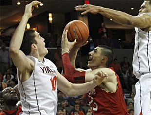 NCAA. Мэриленд упускает победу в овертайме
