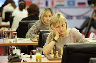 Россия и Украина разыграют золото ЧМ по шахматам
