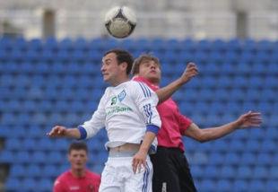 Виталий ГЕМЕГА: «В первой команде нагрузки были приличными»