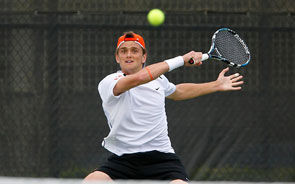 Александр Недовесов вышел во второй раунд турнира в Сараево