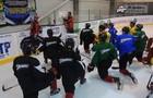ХК Донбасс-2 провел первую тренировку на льду + ВИДЕО