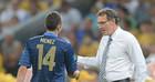 Менез извинился перед Федерацией футбола Франции