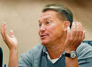 Олег БЛОХИН: «Возможности некоторых игроков я переоценил»