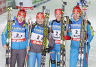 Ханты-Мансийск 2013. Стартовые составы женского спринта
