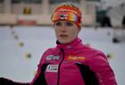 Соукалова выигрывает спринт в Ханты-Мансийске