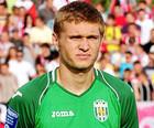 Игорь Пластун дисквалифицирован на три матча