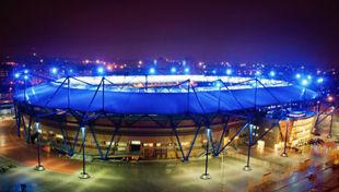 Стадион Металлист продолжают готовить к продаже