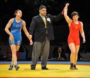 Украина завоевала еще четыре медали на ЧЕ по вольной борьбе