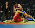 На первенстве Европы украинские борцы выиграли 11 медалей