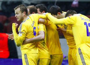 О шансах сборной Украины
