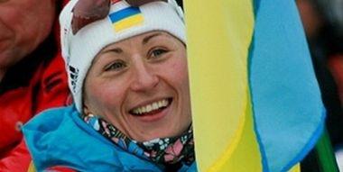 Вита Семеренко стала третьей в гонке преследования в Тюмени