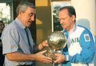 Беланов отдал свой «Золотой мяч» в музей